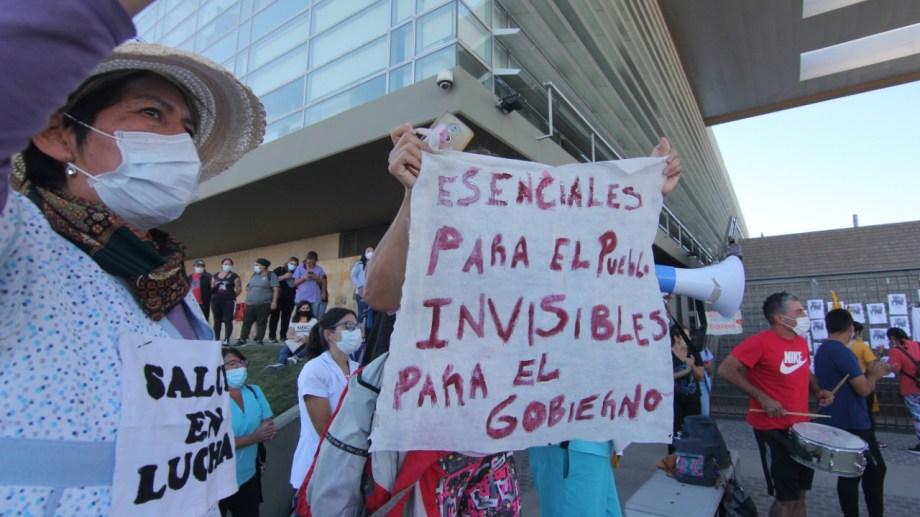 El conflicto de Salud en Neuquén, en el contexto de la pandemia, una acumulación de tensiones no resueltas.