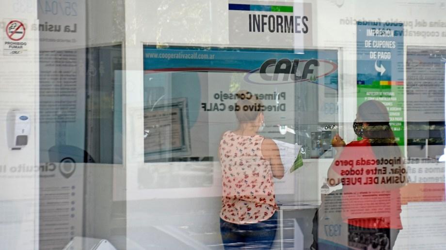 La facturación de Calf tendrá cambios después de la renovación de la concesión (Oscar Livera)