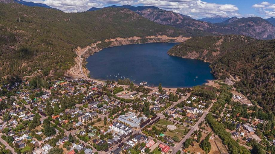 En San Martín de los Andes promueven el aprovechamiento de residuos. Foto Archivo Patricio Rodríguez