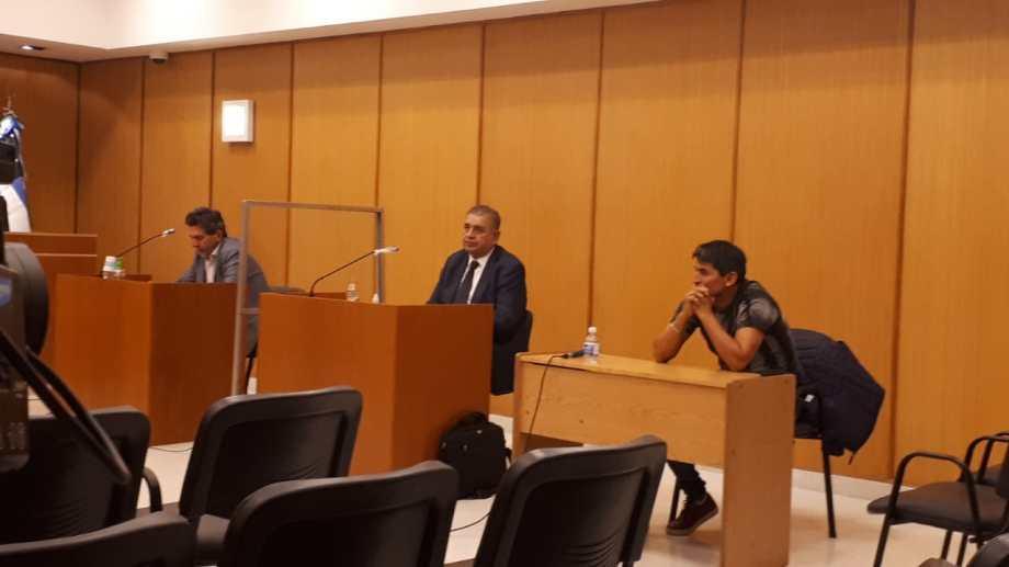 Miguel Báez tuvo que ir a los tribunales varias veces desde el 23 de marzo pasado. (foto: archivo)