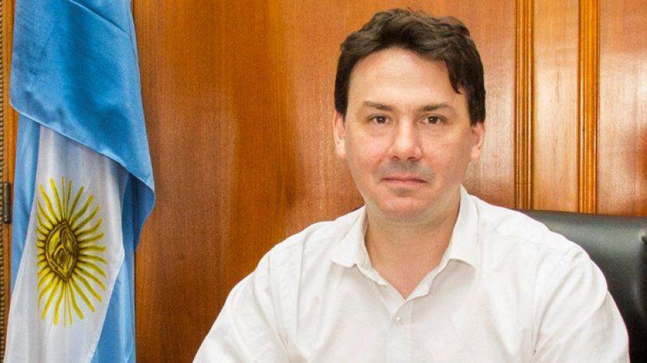 Federico Basualdo, subsecretario de Energía Eléctrica de la Nación que todavía resiste.