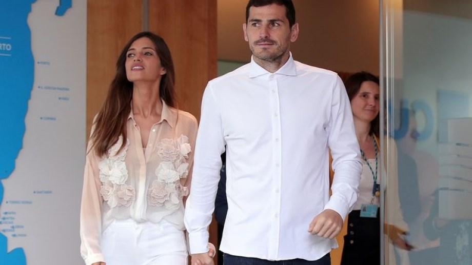 Carbonero y casillas anunciaron su separación en maro último, sorprendiendo a todos los seguidores de la pareja.-