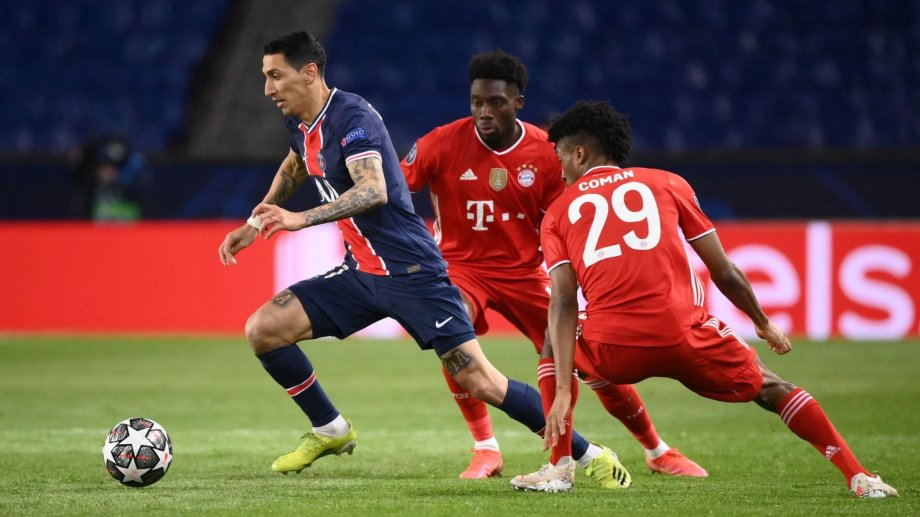 Otro muy buen desempeño de Ángel Di María en un partido importante de Champions. PSG eliminó al Bayern.