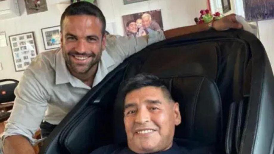 El psicólogo de Maradona es investigado, en el marco de la causa que investiga la muerte del astro futbolístico.-