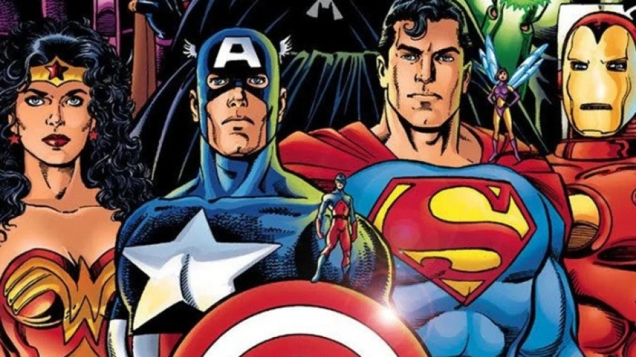 Capitán América no es profeta en su tierra. Y la Mujer Maravilla es la favorita en Rusia.-
