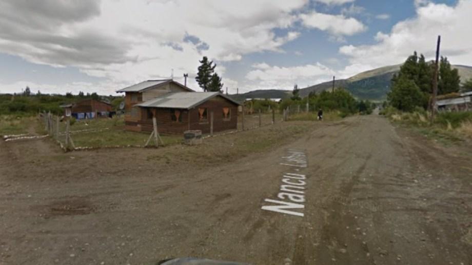 El episodio ocurrió en una casa del barrio El Frutillar. Foto: Google Maps