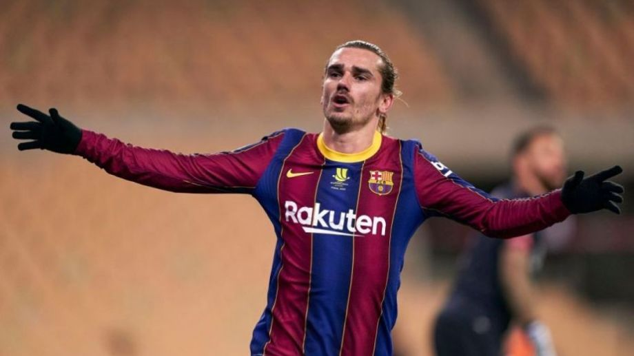 Se espera que el jugador del Barcelona esté presente en el partido del sábado, ante el clásico rival.-