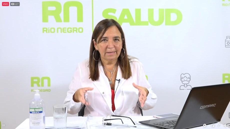 Merces Ibero: aún no se detectaron nuevas cepas de coronavirus en Río Negro.