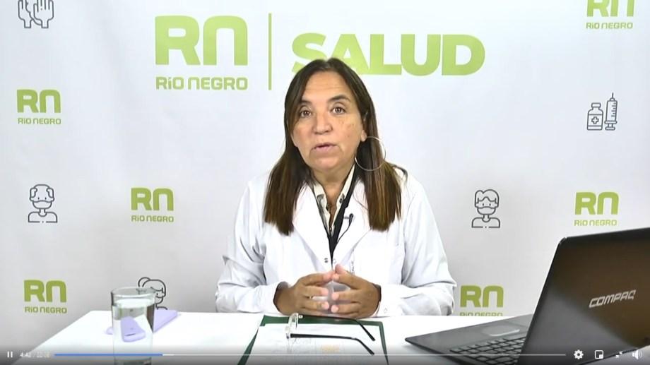 Iberó confirmó la nueva distribución de vacunas. Foto: captura de video.