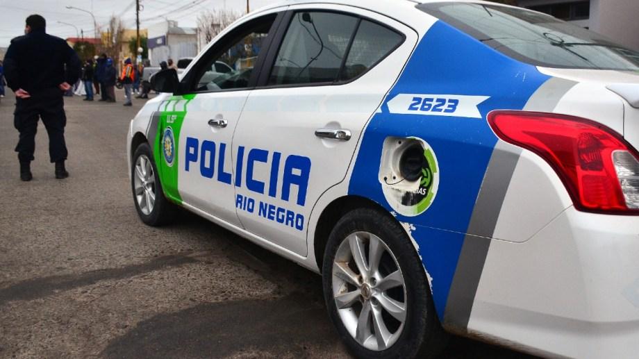 Imputaron a siete policías por apremios contra personas detenidas en Regina. (Foto Néstor Salas)