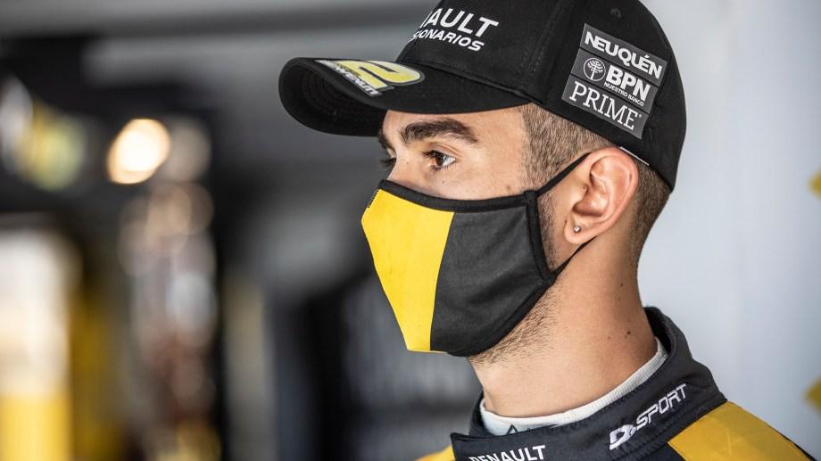 Juan Cruz Benvenuti quiere volver a ganar en un circuito que le sienta bien.