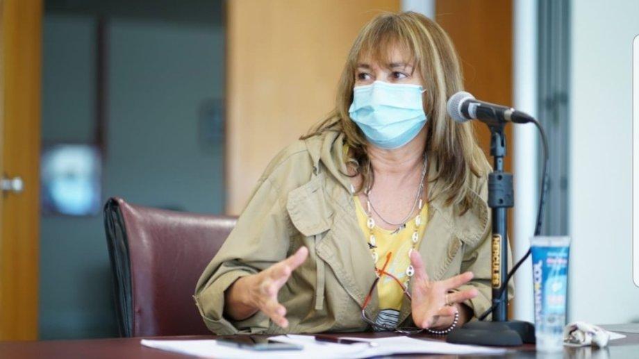 La legisladora del MPN Liliana Murisi indicó que se evaluarán alternativas según el mercado (Prensa Legislatura)
