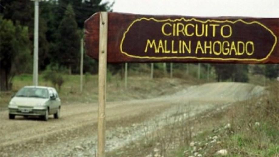 El predio fiscal está ubicado en el Circuito de Mallín Ahogado. Foto: archivo