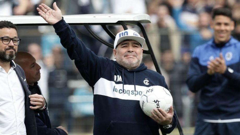 Maradona murió a los 60 años el 25 de noviembre del año pasado.