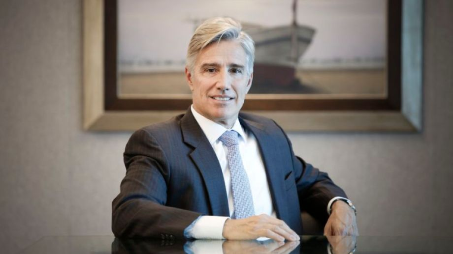 Marcelo Figueiras es el presidente de Laboratorios Richmond, que producirá la Sputnik V en Argentina. Foto gentileza La Nación.