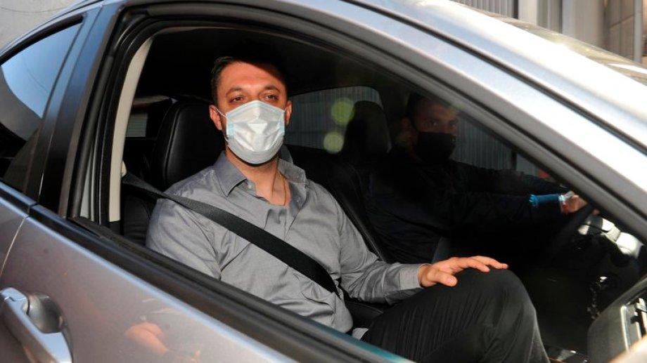 Allanaron oficinas del abogado Matías Morla en una causa por administración fraudulenta.