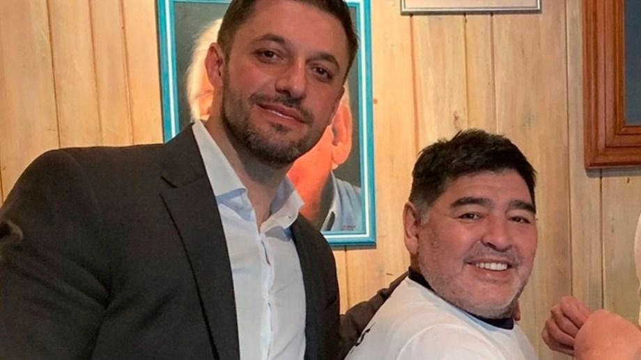 """""""A Maradona lo abandonaron, eso está claro. Se murió solo"""", dijo Matías Morla entre otras polémicas frases."""