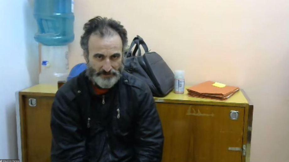 Oscar Montt, el imputado. Su causa quedó en medio de una inesperada polémica judicial en Neuquén.