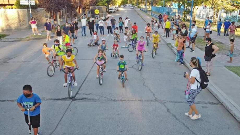 El municipio cortará el tránsito el sábado en varias calles de la ciudad.