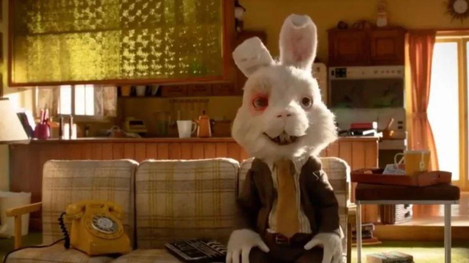Ralph, el conejo de la campaña que fue interpretado por Taika Waititi y contó con la voz de varios famosos actores.