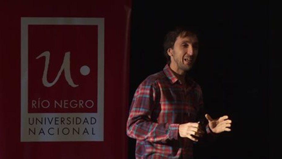 El licenciado Lucas Garibaldi será el primer conferencista del ciclo de charlas.