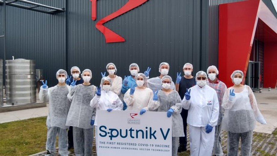 El Fondo de Inversión Rusa anunció que la Argentina comenzó la producción de la vacuna Sputnik V.