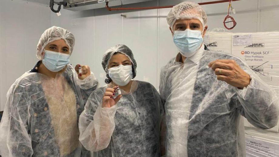 La vacuna rusa producida en la Argentina se llamará Sputnik V.I.D.A.