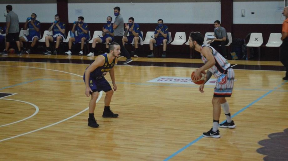Viedma y Progre se enfrentaron en el último partido de la minisede de Lanús. Cuando volvieron, jugadores de ambos equipos presentaron síntomas. Foto: prensa Viedma