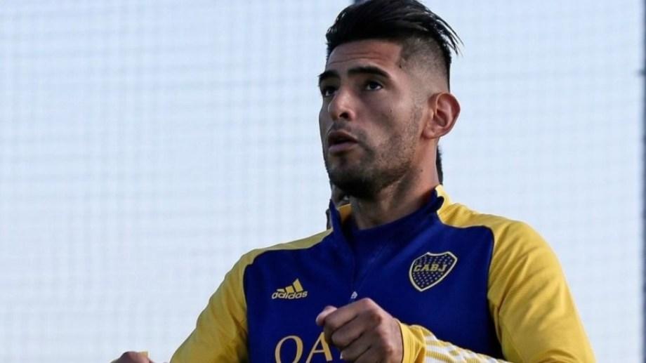 Carlos Zambrano no podrá estar en los próximos partidos para Boca. Miguel Russo, obligado a rotar jugadores.