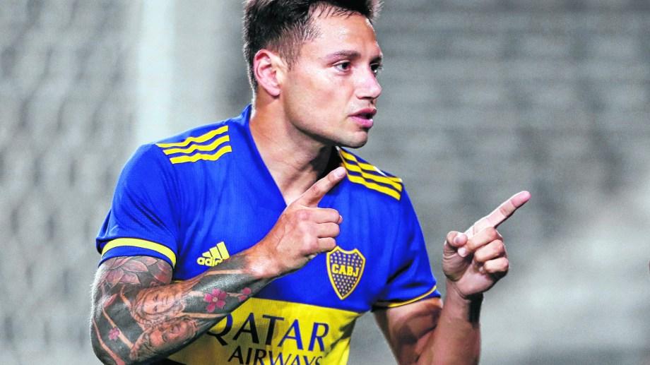 Mauro Zárate volverá a ser titular en Boca en reemplazo de Cardona, reservado para la Libertadores.