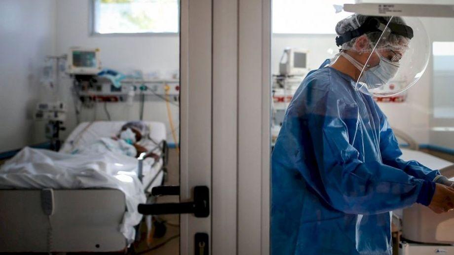Tal como se anticipó, la segunda ola de coronavirus no da respiro a nivel nacional y hay preocupación.-