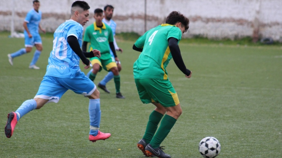 No habrá fútbol el próximo fin de semana en torneos de Lifune. Foto: archivo Daniel Signorile