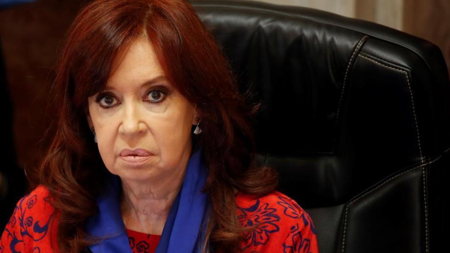 """""""(...) el Poder Judicial es también tu problema"""" afirmó Cristina Fernández. (Gentileza).-"""