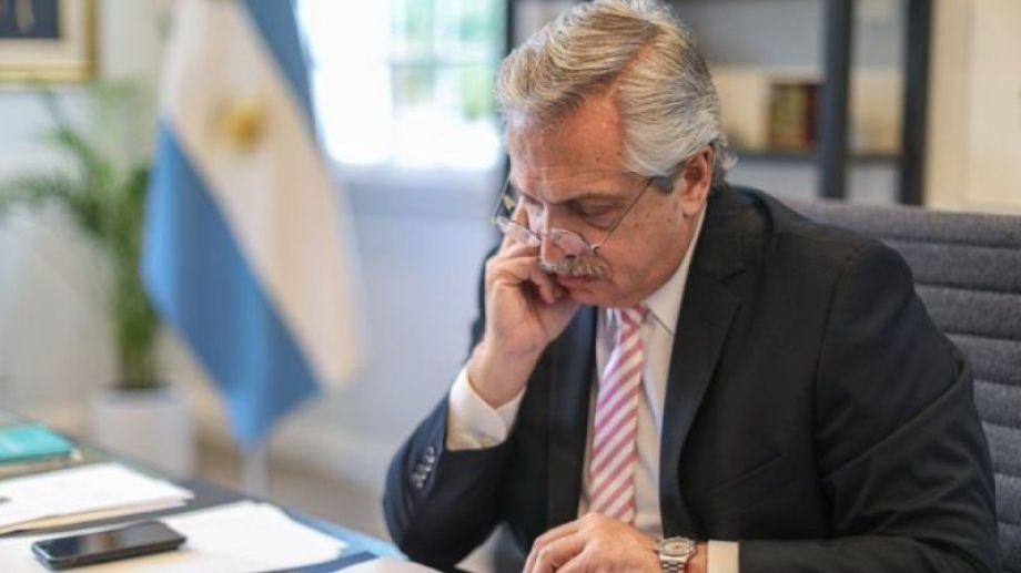 Fernández define el nuevo paquete de medidas para los próximos 15 días.