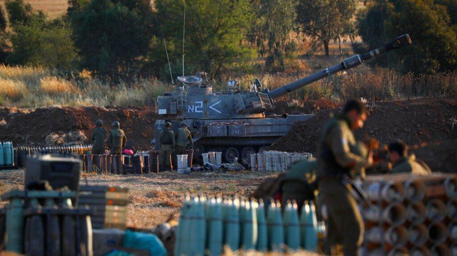 """El ministro de Defensa israelí ordenó un despliegue """"masivo"""" de fuerzas de seguridad en las ciudades donde cohabitan israelíes y palestinos."""
