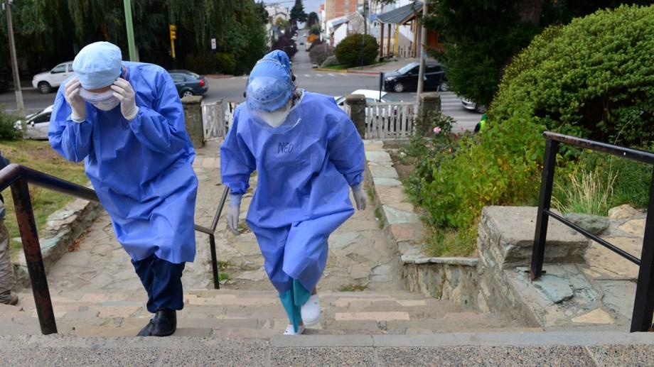 En lo que va de la pandemia, 354 pacientes murieron a causa de la COVID-19.  (Foto de archivo de Alfredo Leiva)
