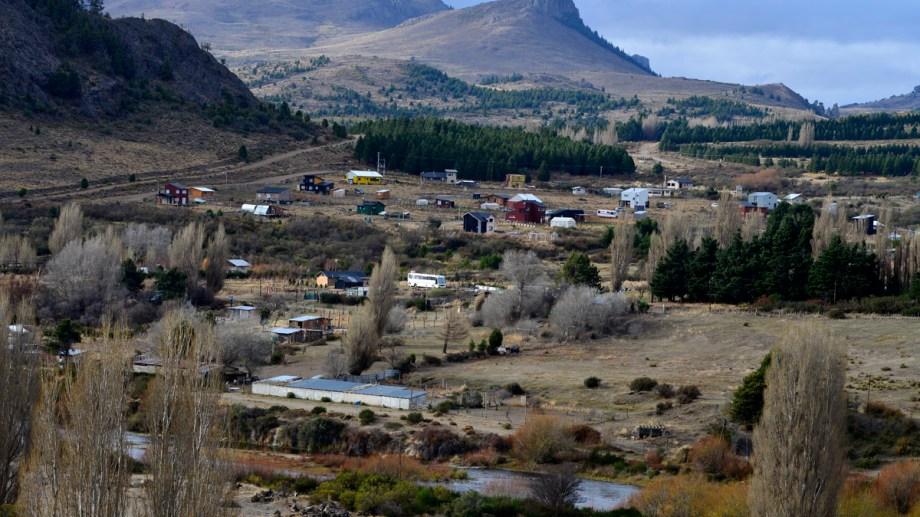 El violento ataque perpetrado por el hombre condenado ocurrió en la zona de Ñirihuau, en Dina Huapi, a 15 kilómetros de Bariloche. (Foto: Chino Leiva