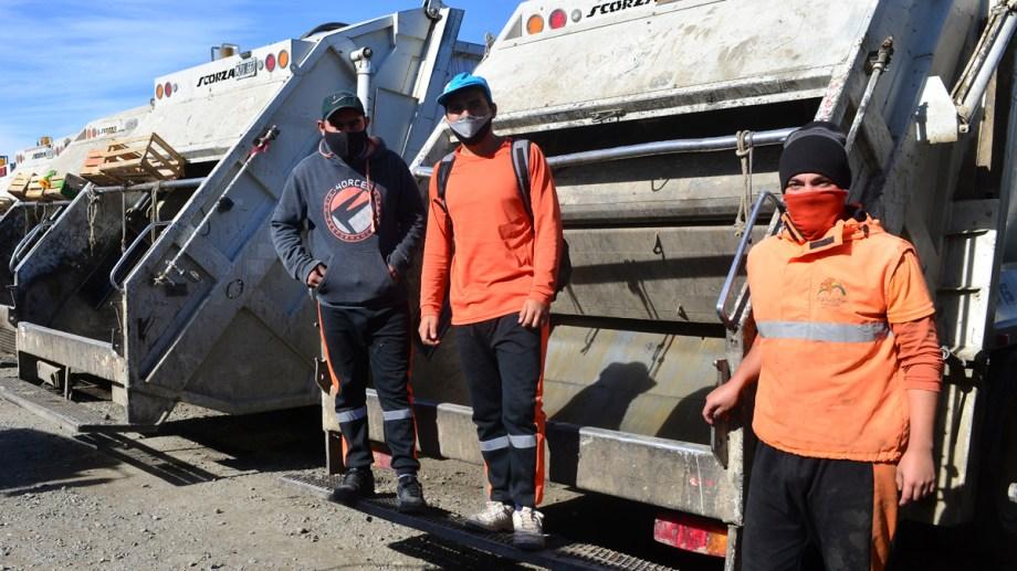 El municipio de Bariloche deberá pagar un viejo reclamo laboral a unos 30 recolectores de residuos. Foto: Archivo