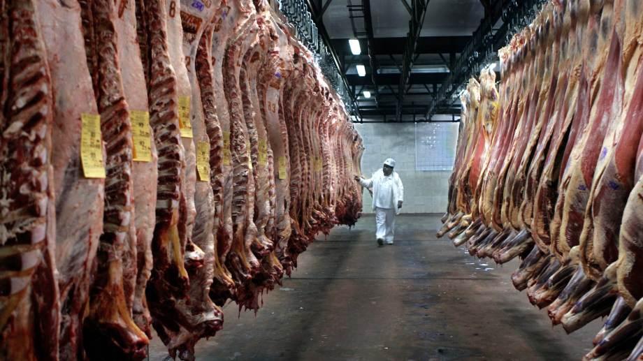 Productores y representantes de sectores de la carne rechazaron medida del Gobierno de suspender las exportaciones.