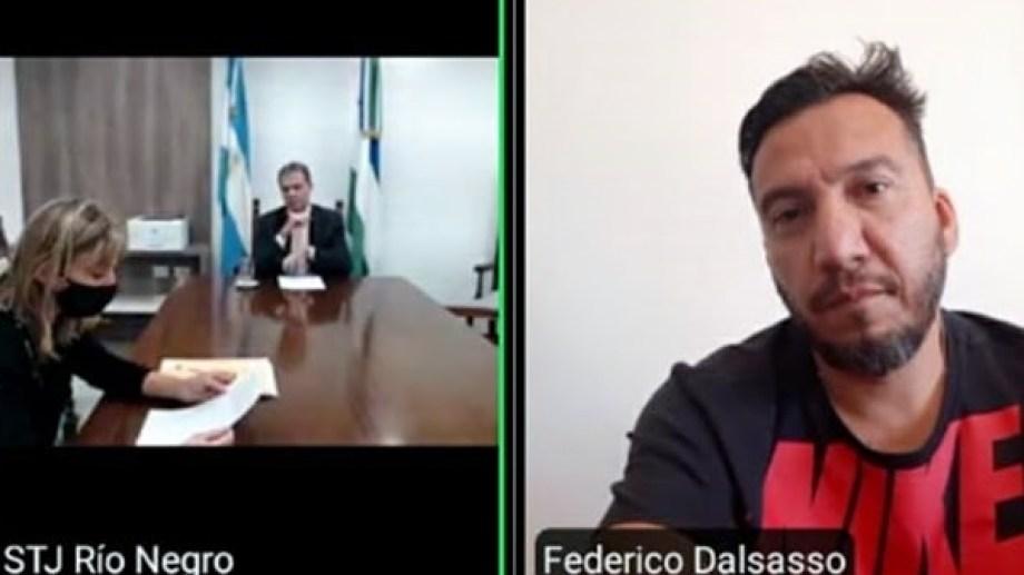 Por unanimidad el Consejo de la Magistratura destituyó de su cargo al juez Federico Dalsasso de Villa Regina. (Foto gentileza)