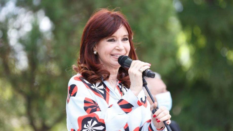 CFK comparó las políticas de Estado, y consideró que hay coincidencias con su gestión.-