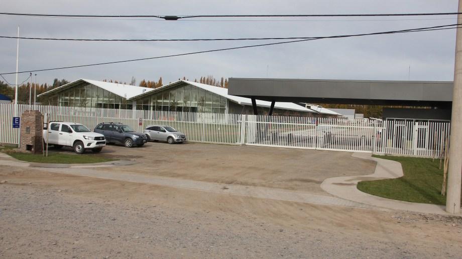 El nuevo complejo ya está siendo utilizado pero no habrá inauguración hasta tanto mejore la situación sanitaria. (Foto: Oscar Livera)