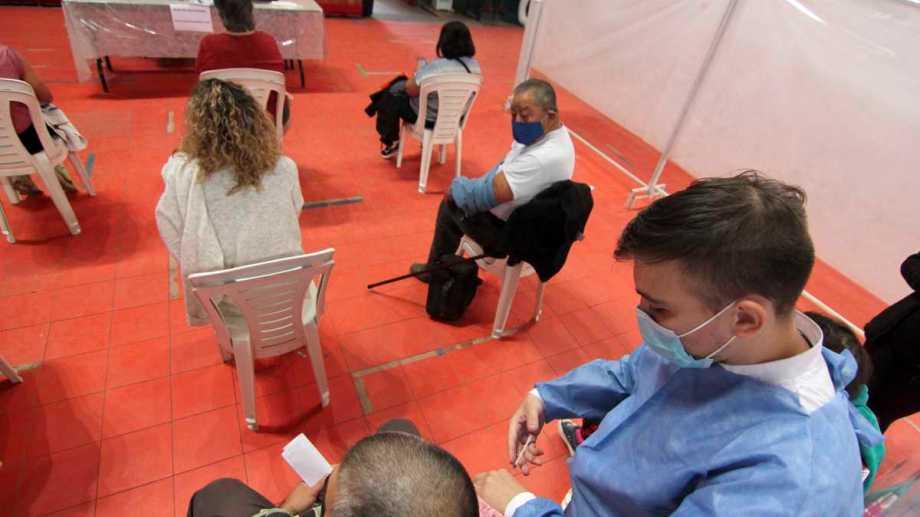 La campaña de vacunación en Neuquén es libre, voluntaria y gratuita. (Archivo Oscar Livera)