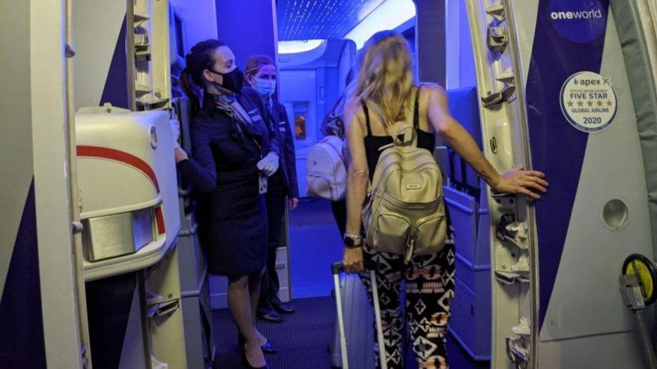 American Airlines también deberá pagar una multa, por poner en riesgo a los pasajeros del vuelo.-