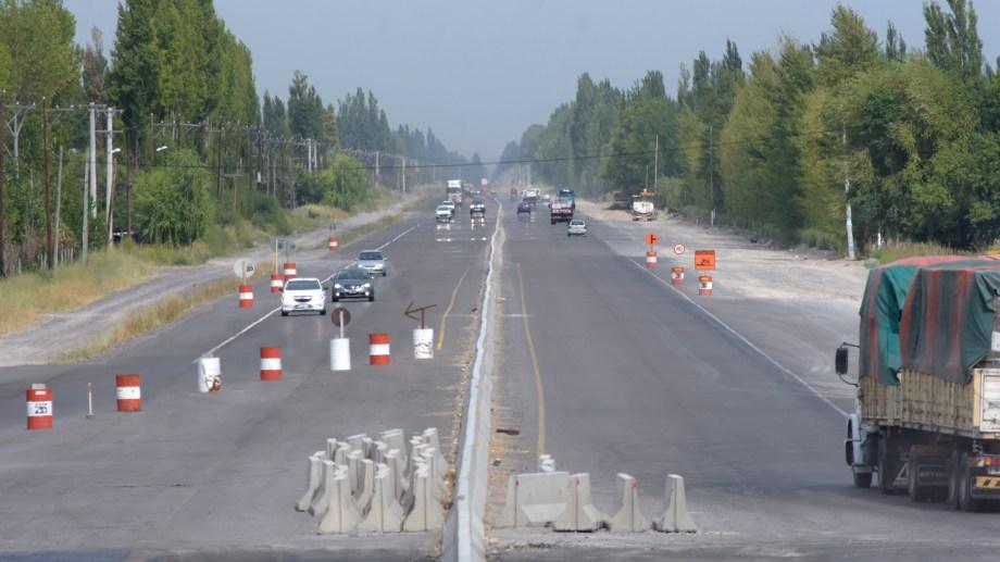 Se podrán recorrer sin interrupciones19 kilómetros de la nueva autopista.