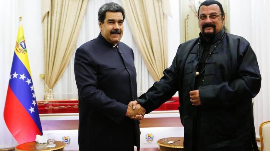 El actor es ministro de exteriores de Rusia.