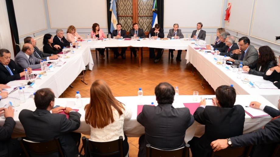 El Consejo Grande de la Magistratura del 2013, reunidos para elegir a un miembro del STJ.