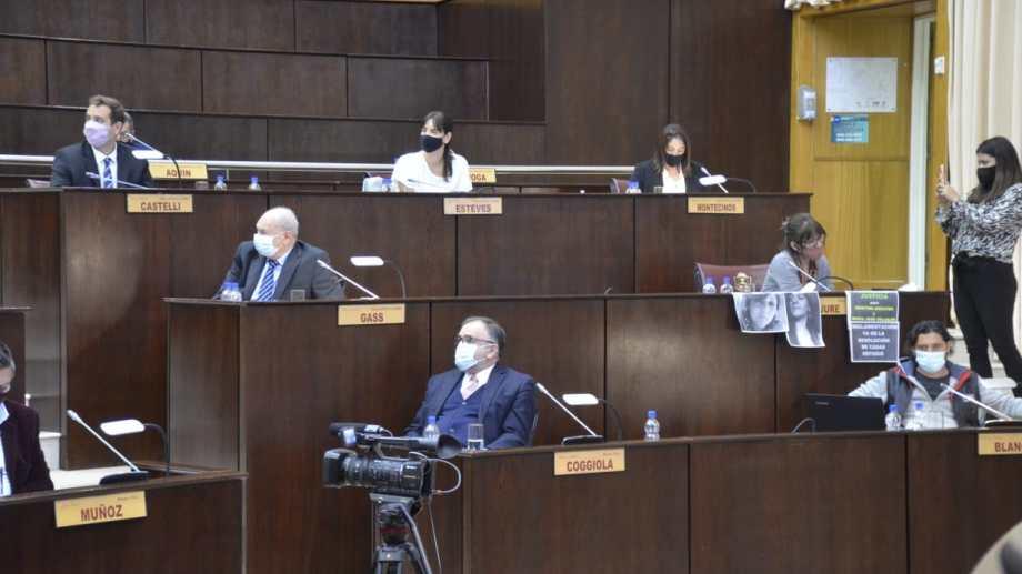 Oposición y oficialismo acordaron trabajar en la propuesta tras el conflicto con los autoconvocados. Foto: archivo Yamil Regules.