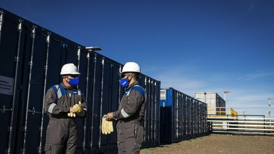 En los próximos meses, la compañía iniciará el primer ciclo de rotación de las plantas de inyección de polímeros. (Foto: gentileza)