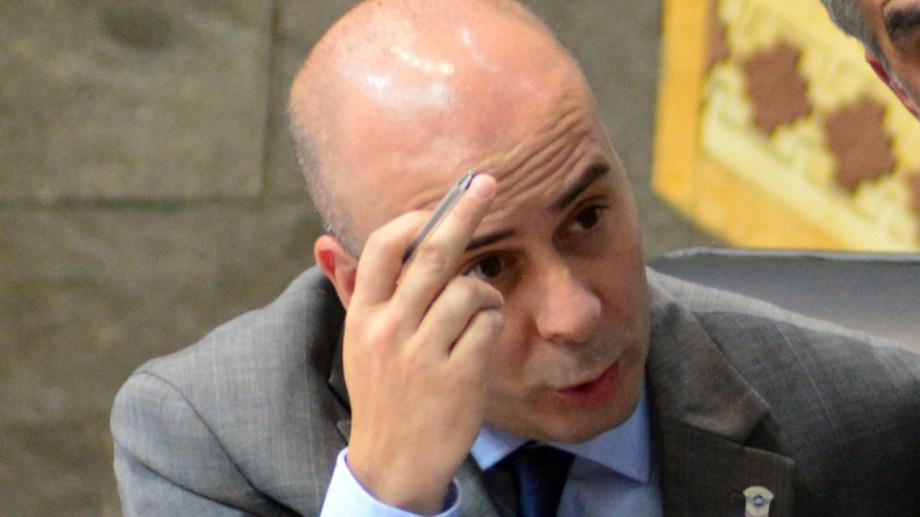 Cortez, uno de los segundos del vicegobernador Alejandro Palmieri, es uno de los seis inscriptos al primer Juzgado de Río Negro.